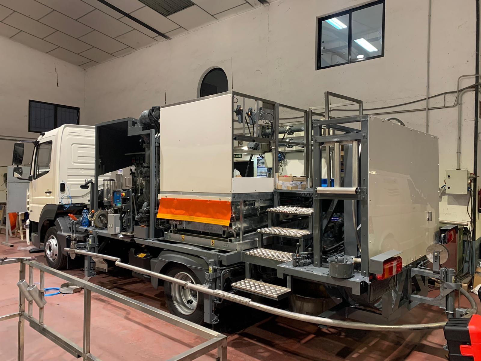 Fabricación de unidades Dispenser